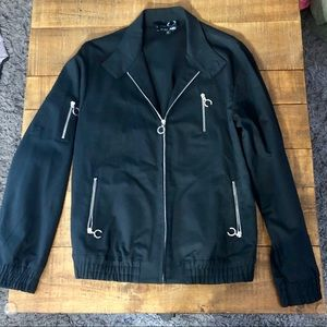 RAF Simons Fred Perry Light Jacket